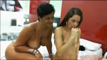 Chat de sexo ao vivo com Agatha e Isabelle, safadinhas como nunca