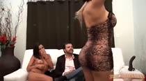 Transmissão ao vivo com Fabão Pornô, Cinthia Santos e Kamilla Werneck!