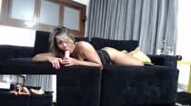 Suzy Anderson curtiu um pornozão AO VIVO