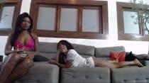 Chat de sexo com Amanda e Fernanda Thaylor