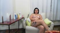 Webcam com Monica Lima | A Casa das Brasileirinhas
