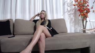 Hora do chat de sexo com Ines Ventura nua