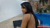 Tainá Monteiro adora se exibir e provoca demais no prazer em detalhes