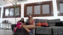 Chat de sexo com Marcella e Nayara