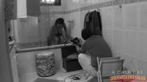 Buceta Raspadinha Juliana   Depilação   A Casa das Brasileirinhas