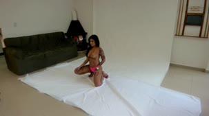 Amanda Souza está de volta à Casa das Brasileirinhas