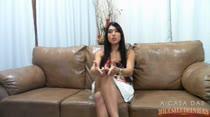 Rebeca Rios bate um papo super quente no chat de sexo