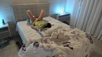 Byancca Tavares ficou nua e se filmou enquanto se masturbava
