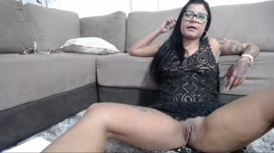 Amanda Souza fez mais um chat de sexo para os assinantes