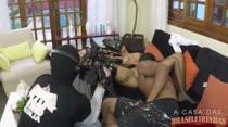 Gravação de Cena | Babi Ventura | Casa das Brasileirinhas