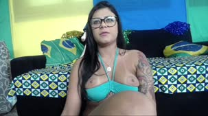 Amanda Souza conversou com os assinantes AO VIVO