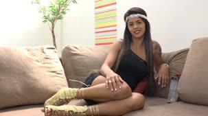 Veja o depoimento da atriz pornô Shayenne Samara