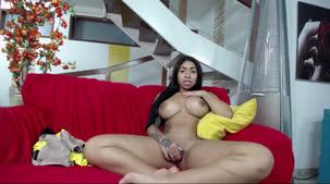 Mais um chat de sexo com Bibi Griffo nua na Casa