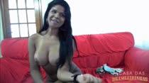 Morena Gostosa Juliana   Chat com Internautas   A Casa das Brasileirinhas