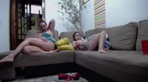 Hora do chat de sexo na Casa das Brasileirinhas