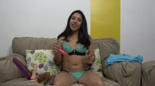 Mirella Porto deu uma aula de sexo oral AO VIVO