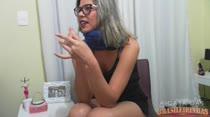 Bate papo com Emanuela Martins |Loira Gostosa| Casa das Brasileirinhas