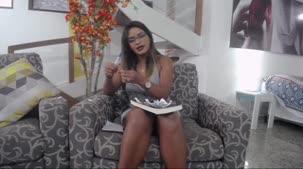 Confira o que rolou no chat de sexo de Luna Oliveira