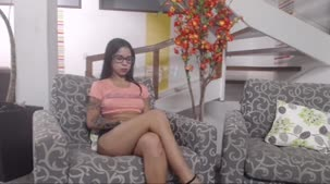 Rafaela Nakamura conversou nua com os assinantes