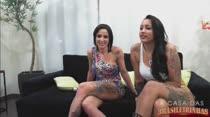 Chat com três gostosas | Casa das Brasileirinhas