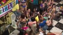 Carnaval Brasileirinhas 2017 contou com grandes nomes do pornô nacional e pegou fogo
