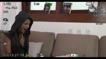 Marcella Schultz e Bianca Naldy gravaram uma cena de sexo lésbico deliciosa