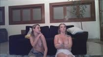 Milena Santos e Paola Dantas nuas no chat pornô da Brasileirinhas