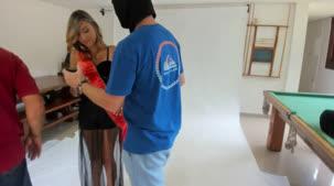 Juliana Mineira nua pela primeira vez na Casa das Brasileirinhas