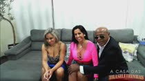 Melissa Pitanga e Julia Almeida | A Casa das Brasileirinhas
