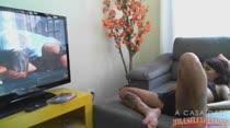 Cam girl safada assiste pornô da Brasileirinhas
