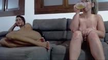 Hora de curtir mais putaria AO VIVO com Emanuelly e Yara