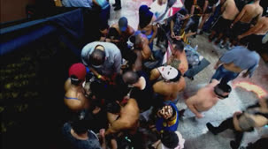 Veja o que rolou na orgia de Carnaval da Brasileirinhas
