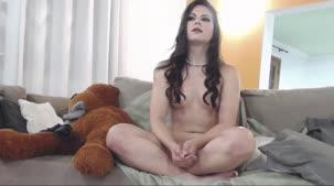 Primeiro chat de sexo com Ellen Duarte nua na Casa das Brasileirinhas