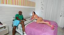 Bruninha Fitness foi para a suíte principal da Casa