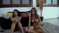 Mais um chat de sexo com Alessandra Carvalho e Paola Gurgel