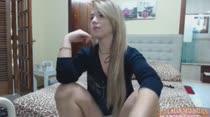 Veja o último chat da loira gostosa Flávia Oliveira