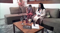 Bruna Lambertini e Mary Luthay tomam susto na madrugada do reality show