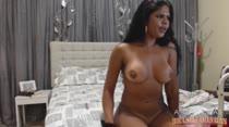 Juliana Ramos grava seu primeiro Chat de Sexo