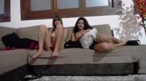 Mais um chat de sexo de Paola e Alessandra