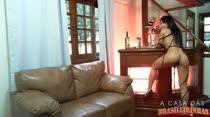 Hora do Ensaio Sensual! Rebeca Rios mostrou intimidade com as câmeras!