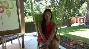 Depoimento de atriz porno Amanda Souza fala da sua semana na casa