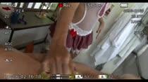 Safira Prado e Thiara Fox capricharam na massagem erótica