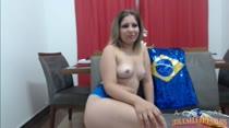 Bunda Gostosa Nina | Chat com Internautas | A Casa das Brasileirinhas