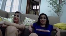 Chat de sexo com as novas participantes da Casa