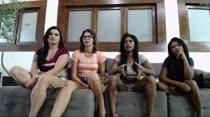 Chat de sexo com quatro gostosas ao mesmo tempo