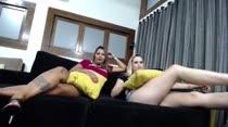Chat de sexo com Stella Mattos e Suzy Anderson