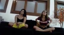 Alessandra Carvalho e Paola Gurgel fizeram o primeiro chat de sexo da semana