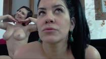 Emme White e Bruna Ferraz fizeram mais um chat de sexo