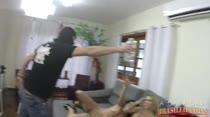 Duda, Manu e Deborah fizeram um vídeo pornô lesbo daqueles