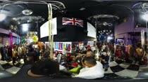 Confira o nosso tradicional baile de carnaval em 360º
